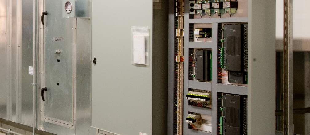 BUILDING AUTOMATION & SECURITY SERVICES