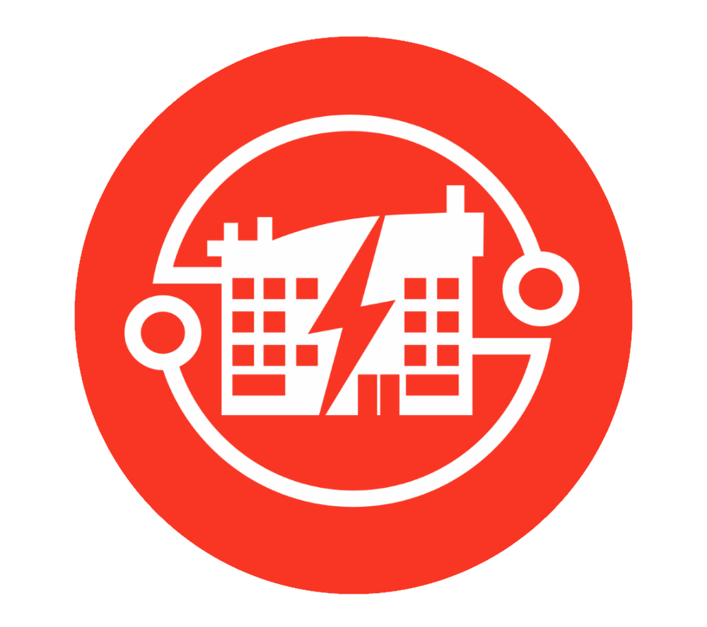 Electrical Construction Service Icon